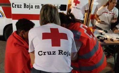 Llegan 68 personas en nueve pateras en menos de 24 horas a las costas de Alicante