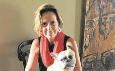 La mascota de Tatiana Monsonís