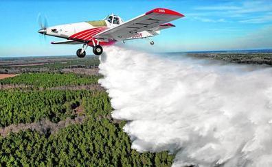 Air Nostrum tropieza con la quiebra de su proveedor de aviones contra incendios