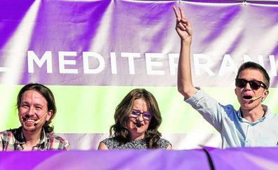 Carpetazo de Compromís a Podemos