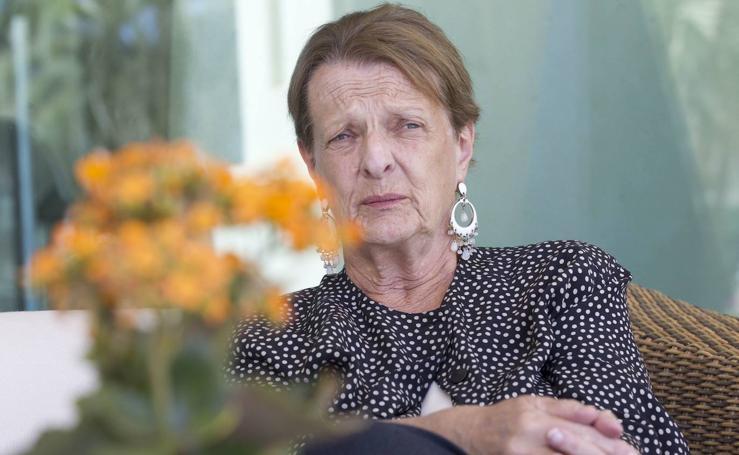 Helga Schmidt, una vida en imágenes