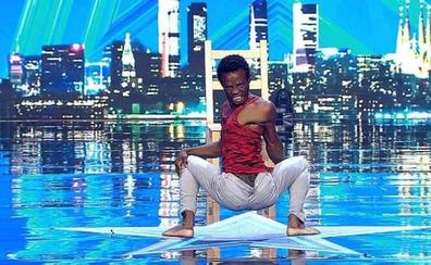 El contorsionista que sacudió al jurado de 'Got Talent'