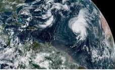 El huracán Lorenzo apenas rozará España tras su paso por Azores