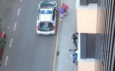 Cuatro detenidos tras un tiroteo por drogas en Alfafar