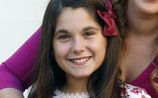 Cristina Marcos de la Rosa, corte de honor infantil 2020: «Me gusta celebrar San Juan en el casal»