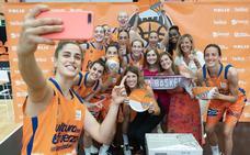 El Valencia Basket realizará su particular Open Day taronja el sábado ante el Ensino