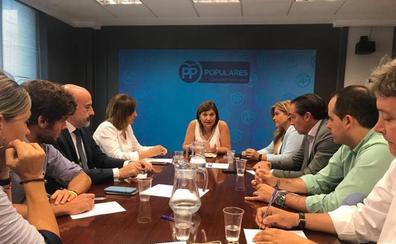 Eva Ortiz dirigirá la campaña electoral del PPCV para el 10N