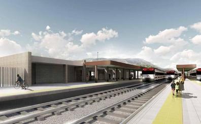 Renfe entrega a Tavernes el proyecto de la estación de tren con un paso subterráneo