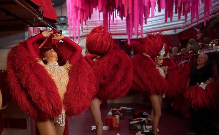 Moulin Rouge, el espectáculo que sigue vivo 130 años después