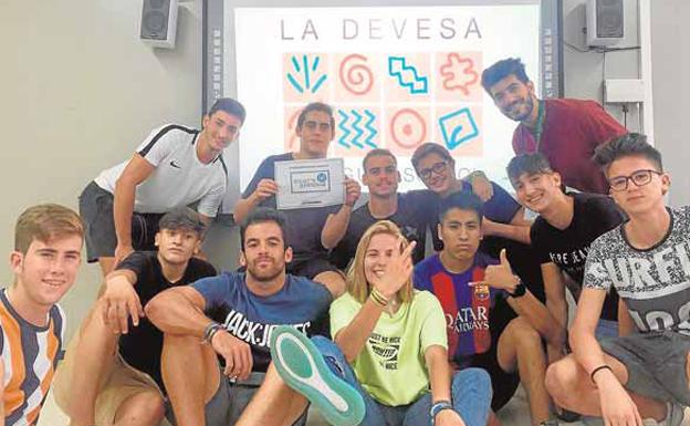 La Devesa School Elche repite en el programa StartInnova