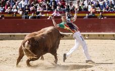 Presencia valenciana en la final de recorte de Las Ventas