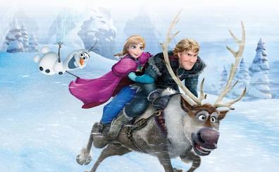 El Corte Inglés creará un espacio en sus centros comerciales inspirado en la película «Frozen»