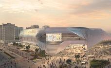 Así será el espectacular pabellón Valencia Arena