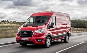 Ford Transit híbrido: Furgones con etiqueta