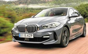 BMW Serie 1: Brillante rendimiento