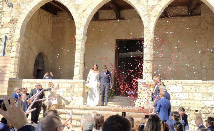 Fotos de la boda de Sandra Gómez