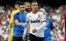 Rodrigo, a la selección con un ojo morado
