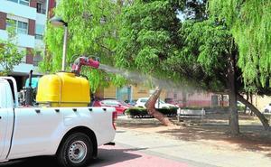 L'Alcúdia lucha contra el mosquito