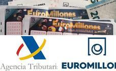 ¿Cuánto ha recaudado Hacienda con el bote de 190 millones de Euromillones?