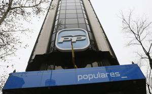 Izquierda Unida pide al juez que impute al PP en el caso Púnica