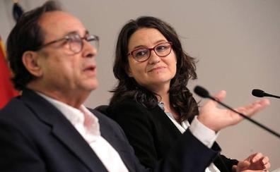 El PSPV presiona a sus socios con prorrogar el presupuesto para evitar su negociación