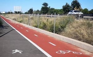 Albal invierte 143.000 euros en un nuevo carril bici