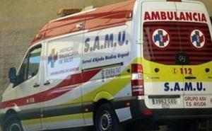Un muerto y un herido en un accidente en el interior de un buque atracado en el puerto de Sagunto