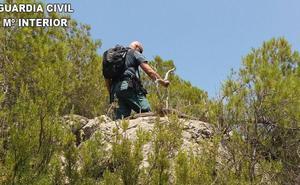 Rescatados dos senderistas perdidos en un camino de El Garbí
