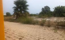 El parque olvidado de Nazaret