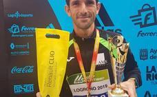 García Barragán, campeón de España +35 de maratón