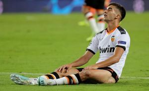 Ferran Torres: «Ahora estoy jugando más en el Valencia y me siento con confianza»