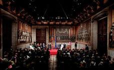 Entrega de las Altas Distinciones de la Generalitat por el 9 d'Octubre de 2019