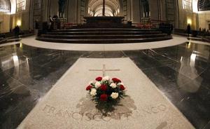 El Prior del Valle de los Caídos asegura que no permitirá la exhumación de Franco