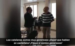 Independentistas catalanes acosan a un médico porque en su centro se habló en castellano a una paciente