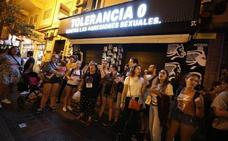 El forense acredita la agresión sexual en los baños de la discoteca del centro de Valencia