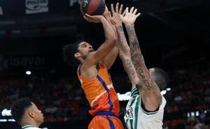 Labeyrie es baja ante el Olympiacos y duda contra el Barça