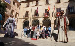 Compromís aprovecha el 9 d'Octubre en Dénia para iniciar la precampaña electoral