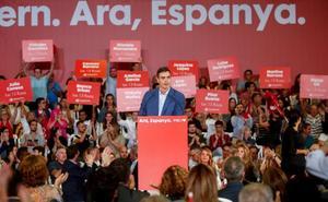 Sánchez promete acelerar los plazos tras el 10-N para que haya Gobierno en diciembre