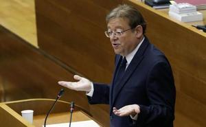El tripartito rechazará crear la comisión sobre la quita al grupo vinculado con Puig