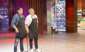 Los Chunguitos hacen historia en 'MasterChef Celebrity'
