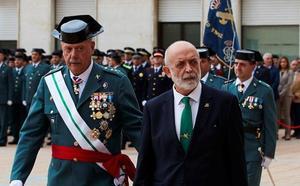 La cúpula de los Mossos abandona «ofendida» el acto de la Guardia Civil en Cataluña