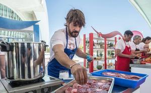 'MasterChef Celebrity': sin rastro de la gastronomía valenciana en el menú del 9 de Octubre