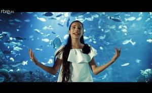 Así es el videoclip de 'Marte', la canción de la valenciana Melani para Eurovisión Junior 2019