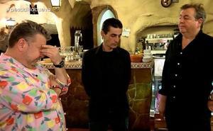 Chicote en Valencia: Media en una pelea entre un dueño y un camarero y visita al Mercado Central