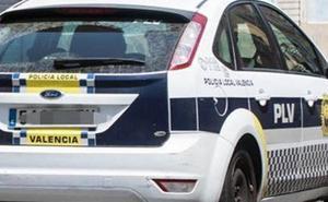 Deja inconsciente a un desconocido al que agredió sin mediar palabra en una calle de Valencia