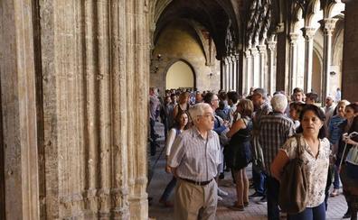 El Convento de Santo Domingo abre sus puertas para celebrar el Día de la Fiesta Nacional con los valencianos