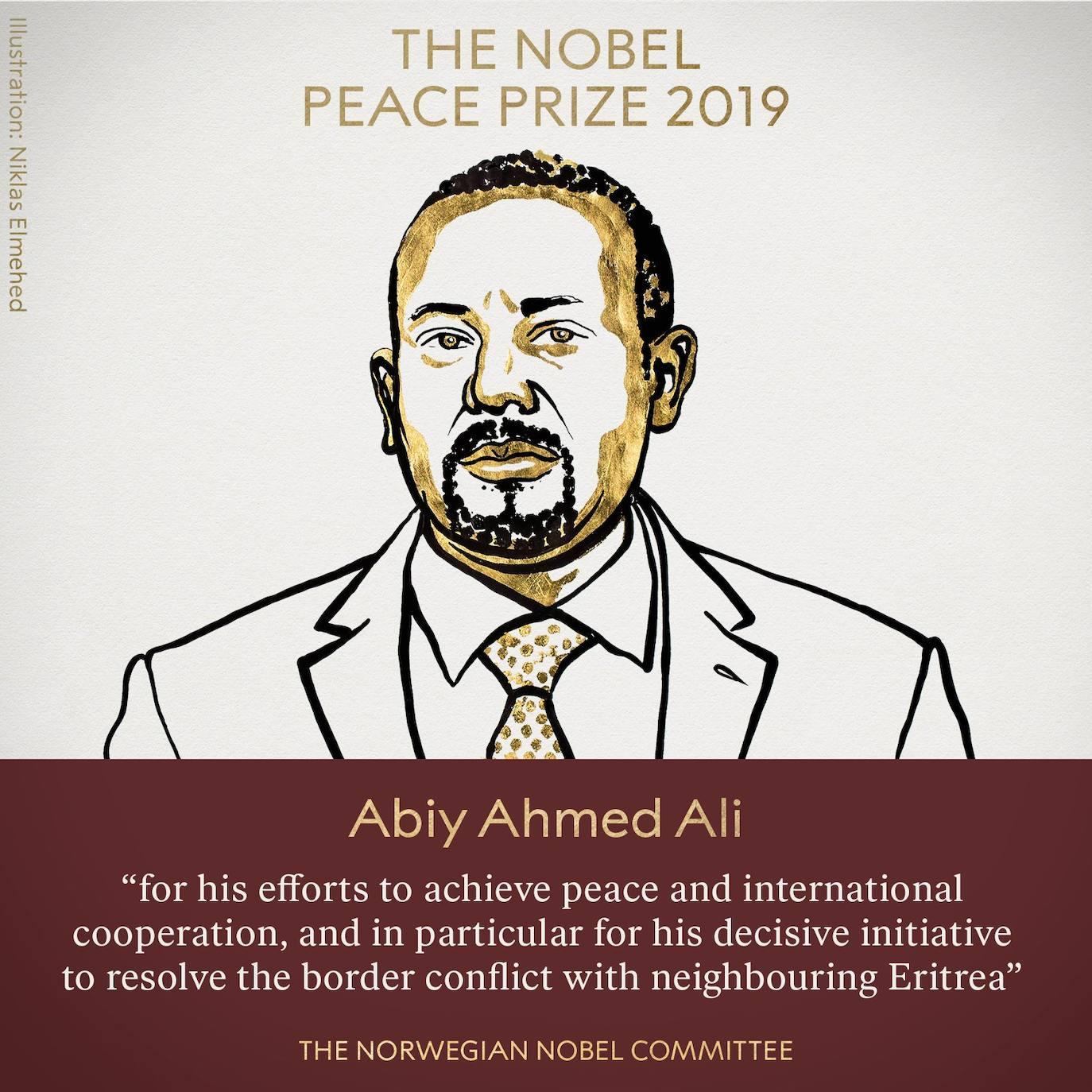 Abiy Ahmed, de la informática al Premio Nobel de la Paz: ¿por qué se lo han dado?