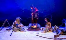 'La caverna del foc' y 'Shhhh!' vuelven a Sala Russafa