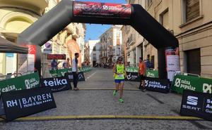 Juan Vidal rompe con la hegemonía del Teika en el Gran Fons Ciutat d'Oliva