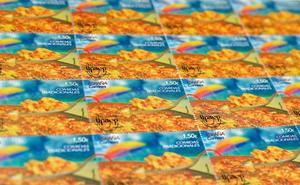 Un sello dedicado a la paella sale a la venta por 1,50 euros